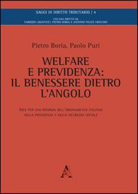 Welfare e previdenza